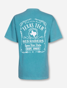 Texas Tech Pride of the South State Label T-Shirt