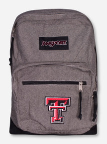 Jansport Texas Tech Double T Twill Backpack