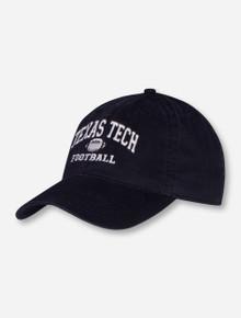 Legacy Texas Tech Football Black Adjustable Cap