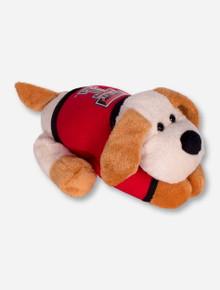 Texas Tech Floppy Puppy Stuffed Animal