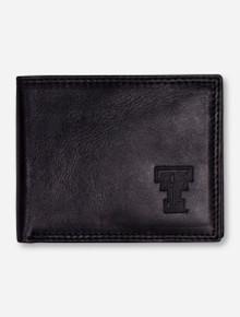 "Texas Tech Double T ""Westbridge"" Bifold Leather Wallet"