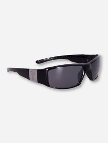 Texas Tech Double T Wrap Around Black Sunglasses