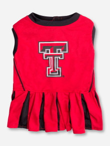 Texas Tech Cheerleader Pet Wear