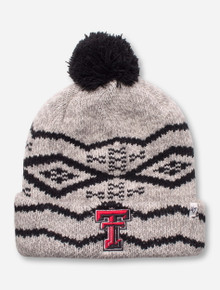 "47 Brand Texas Tech ""Brookfield"" Cuff Knit Beanie"