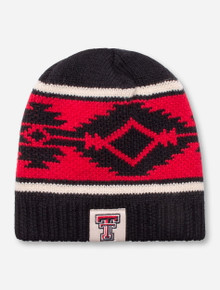 "47 Brand Texas Tech ""Coronado"" Black and Red Beanie"