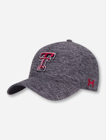 "Under Armour Texas Tech ""Twist"" Stretch Fit Sized Cap"