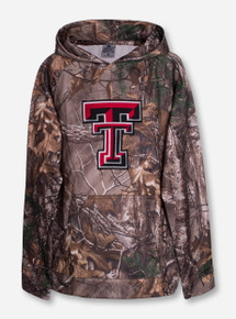 "Arena Texas Tech ""Zone"" YOUTH RealTree Camo Hoodie"