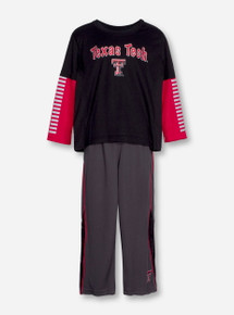 "Arena Texas Tech ""Xenon"" TODDLER Long Sleeve and Pants Set"