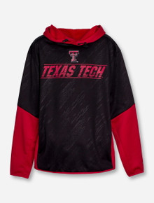 "Arena Texas Tech ""Sleet"" YOUTH Fleece Hoodie"