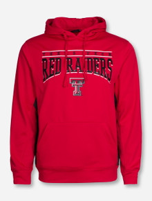 "Arena Texas Tech ""Defender"" Red Hoodie"