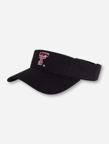 "The Game Texas Tech ""School Letter"" Visor"