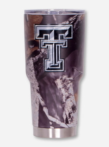 Texas Tech Double T Camo Big Boss Tumbler