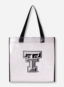 Texas Tech Double T Stadium Approved Game Day Tote