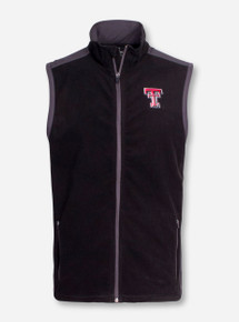 "Arena Texas Tech ""Mesa"" Corded Polar Vest"