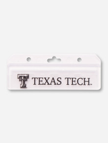 Texas Tech ID Holder with Swipe Access