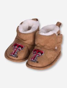 Texas Tech Double T INFANT Slip On Boots