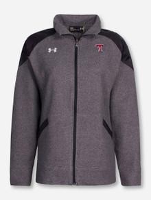 "Under Armour Texas Tech ""Survivor"" Women's Fleece Full Zip Jacket"