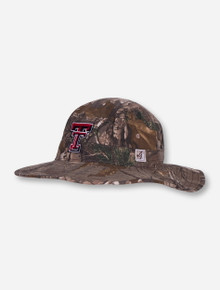 The Game Texas Tech Double T Camo Bucket Hat
