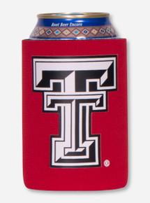 Texas Tech Double T on Kolder Holder