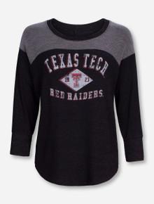 """Blue 84 Texas Tech """"Best Friend"""" 3/4 Sleeve Shirt"""