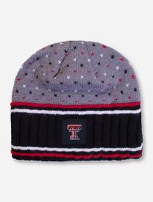 The Game Texas Tech Crochet Beanie