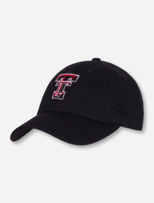 "Top of the World Texas Tech ""Rush"" Double T Snapback Cap"