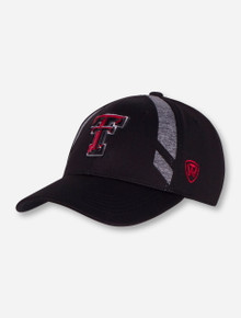 """Top of the World Texas Tech """"Transition"""" Adjustable Cap"""
