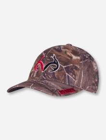 "Top of the World Texas Tech ""RealTree Extra"" Camo Stretch Fit Cap"