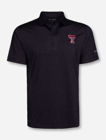 """Columbia Texas Tech """"Alignment"""" Polo"""