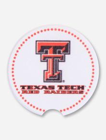 Texas Tech Star Border Car Coaster