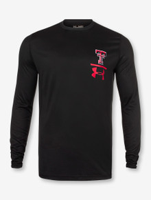 Under Armour 2016 Sideline Long Sleeve - Texas Tech Red Raiders
