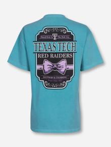 Texas Tech Southern Charming Bow T-Shirt