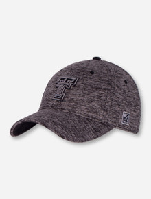 The Game Texas Tech Double T Twisted Stretch Fit Cap