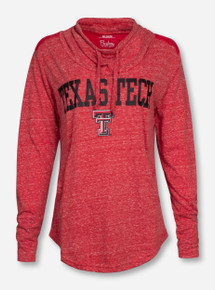 "Pressbox Texas Tech ""Hillside"" Hooded Top"