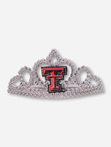 Texas Tech Comb Tiara
