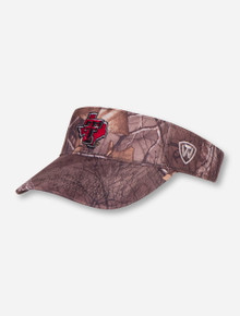 "Top of the World Texas Tech ""Extra"" Lone Star Pride Camo Visor"