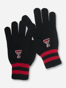 "47 Brand Texas Tech ""Team Player"" Black Gloves"