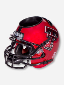 Schutt 2016 Texas Tech Red Helmet Desk Caddy