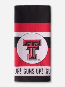Texas Tech Guns Up Tea Towel