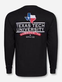 Texas Tech University State Bar Long Sleeve Shirt