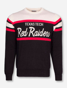 "Texas Tech Red Raiders ""Tailgate"" Tri Color Sweater"