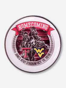 Texas Tech 2016 Homecoming Game Day Pin