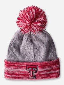 "New Era Texas Tech ""Snow Crown"" Women's Beanie"