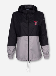 "Columbia Texas Tech ""Flash Forward"" Women's Wind Breaker"