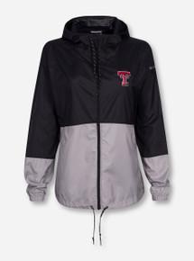 "Columbia Texas Tech ""Flash Forward"" Women's Wind Breaker"
