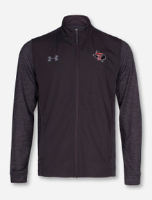 """Under Armour Texas Tech """"Terry Back"""" Lone Star Pride Full Zip Jacket"""