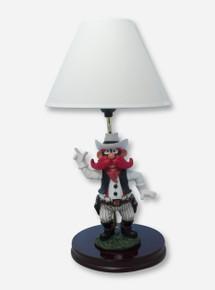 Texas Tech Raider Red Table Lamp