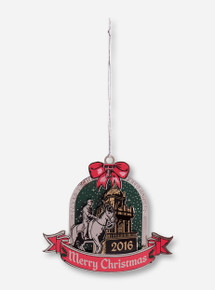 Texas Tech Will Rogers & Belltower 2016 Collector's Ornament