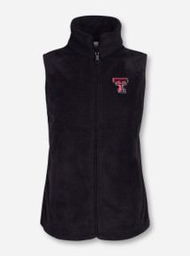 "Columbia Texas Tech ""Denton Springs"" Women's Fleece Vest"