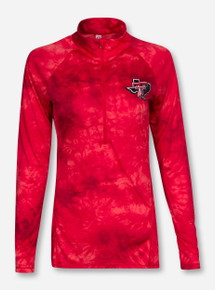 "Under Armour Texas Tech ""Fusion Limitless"" Red Half Zip Pullover"
